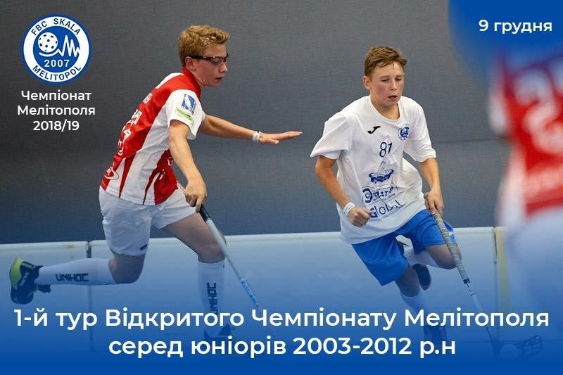 Мелитопольцев зовут поддержать юных флорболистов , фото-1