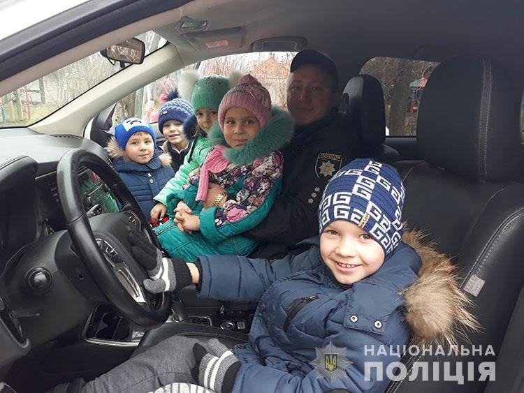Мелитопольские полицейские напомнили детям правила дорожного движения , фото-4