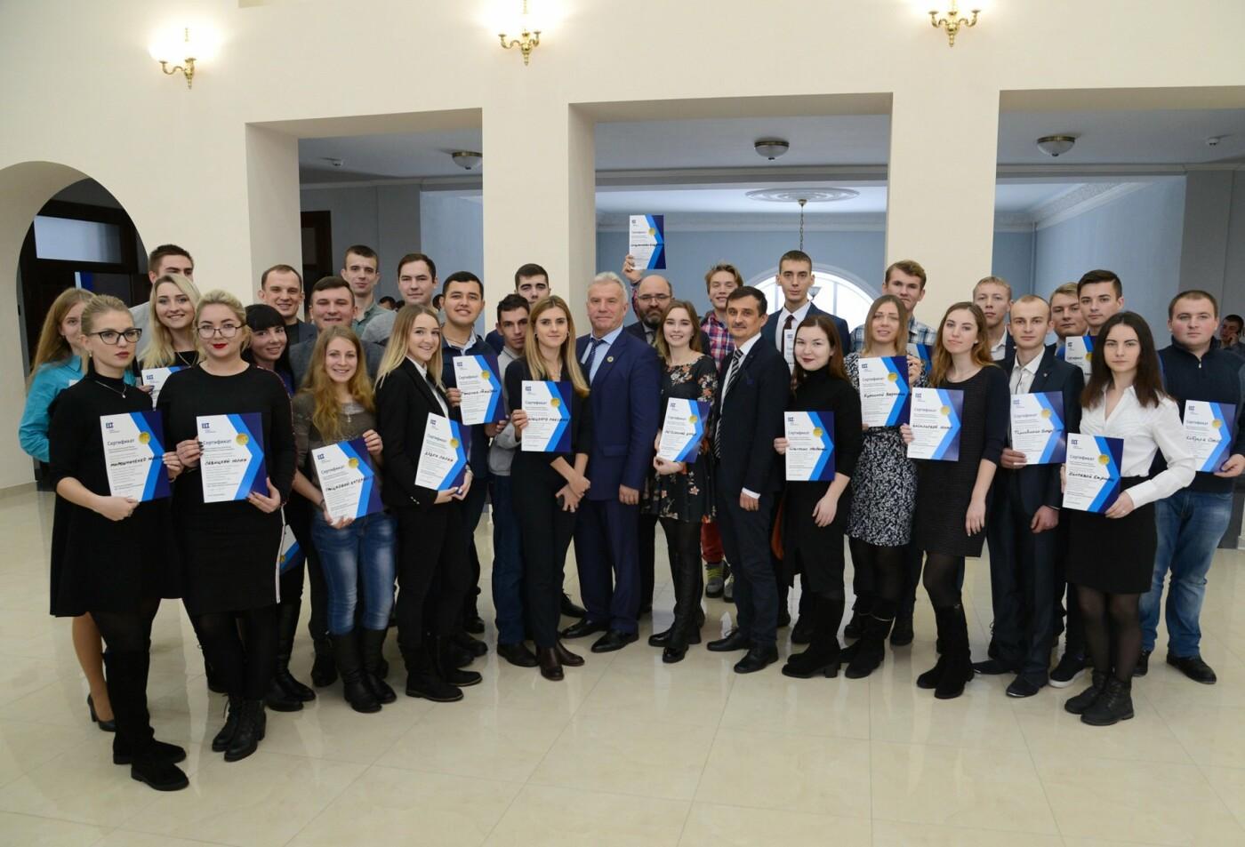 Студенты из Мелитополя выиграли престижный проект и едут во Францию, фото-1