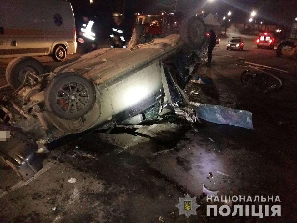 В Мелитополе ночью произошло смертельное ДТП, фото-1
