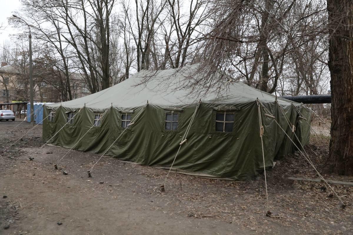Губернатор области посетил батальон теробороны Мелитопольского района , фото-3