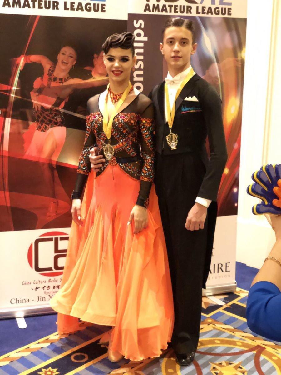 Мелитопольцы стали чемпионами мира по бальным танцам, фото-1