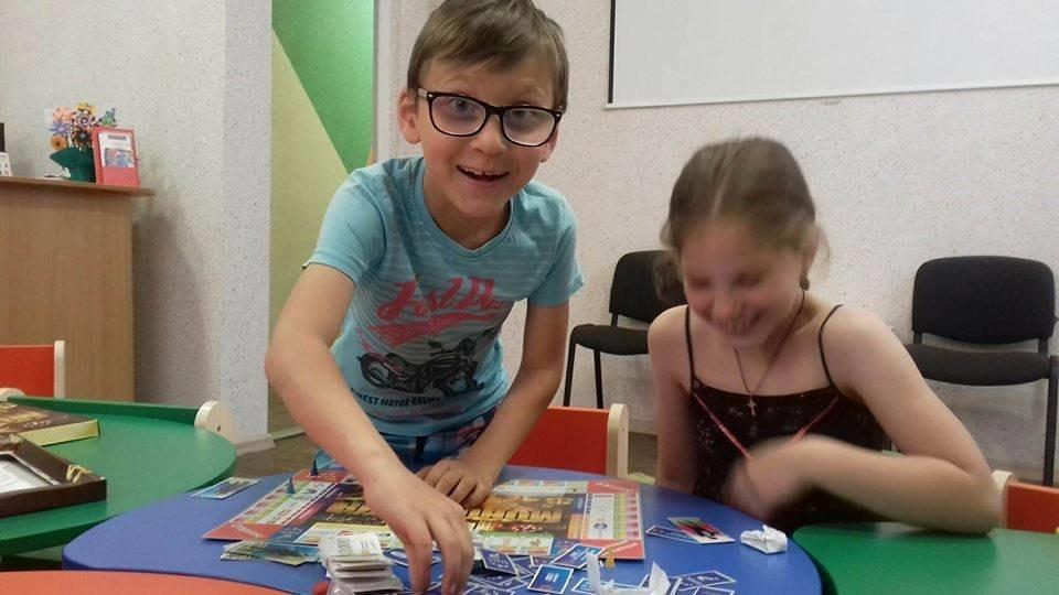 В мелитопольских библиотеках появились новые игры , фото-1