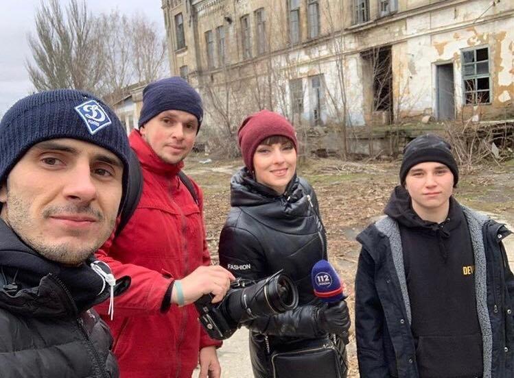 Мелитопольские подземелья покажут на центральном телеканале, фото-3