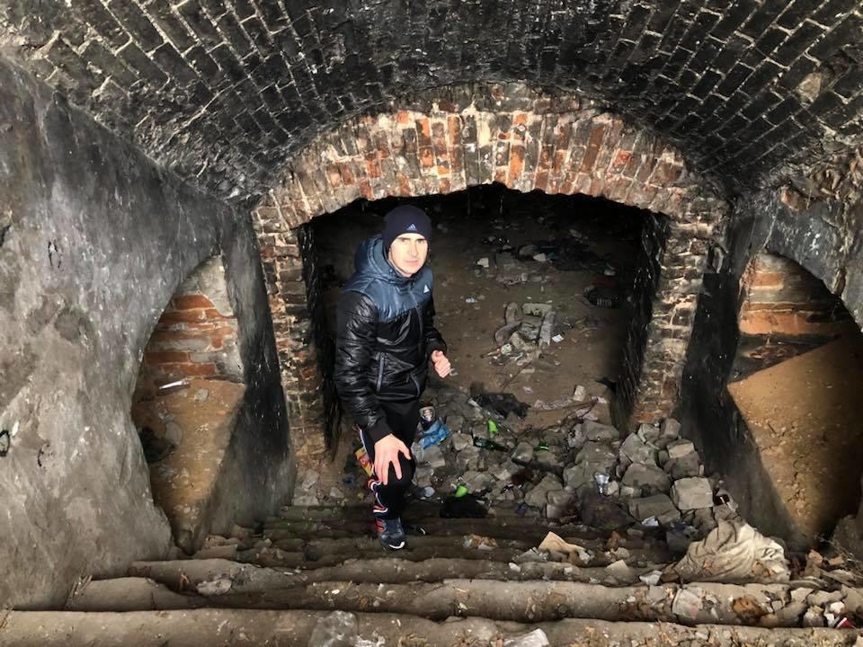 """Мелитопольский диггер Дмитрий Антифеев: """"К подземным исследованиям сподвигла жажда новых ощущений"""", фото-1"""