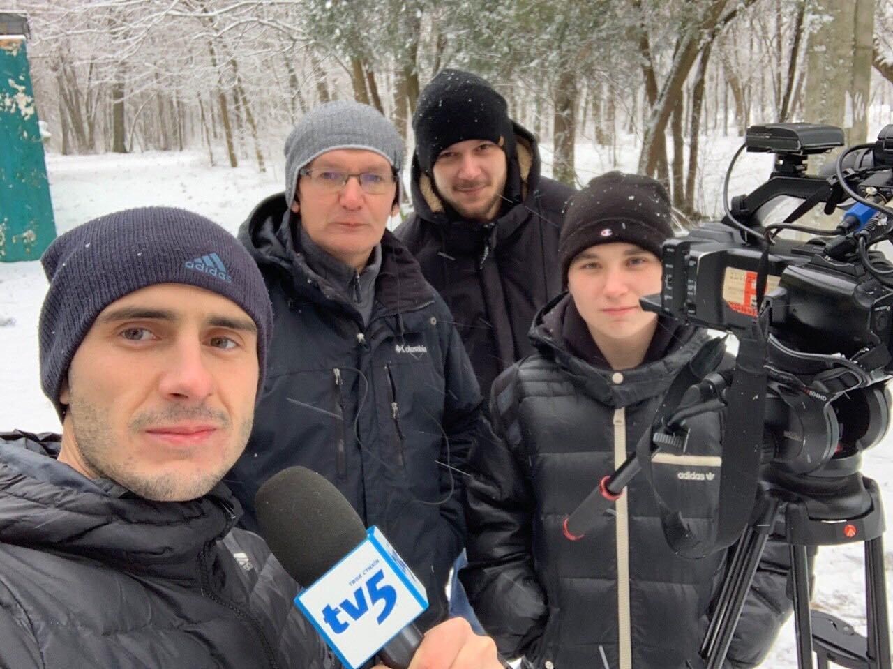 На областном телеканале покажут сюжет о мелитопольских экстремалах, фото-1