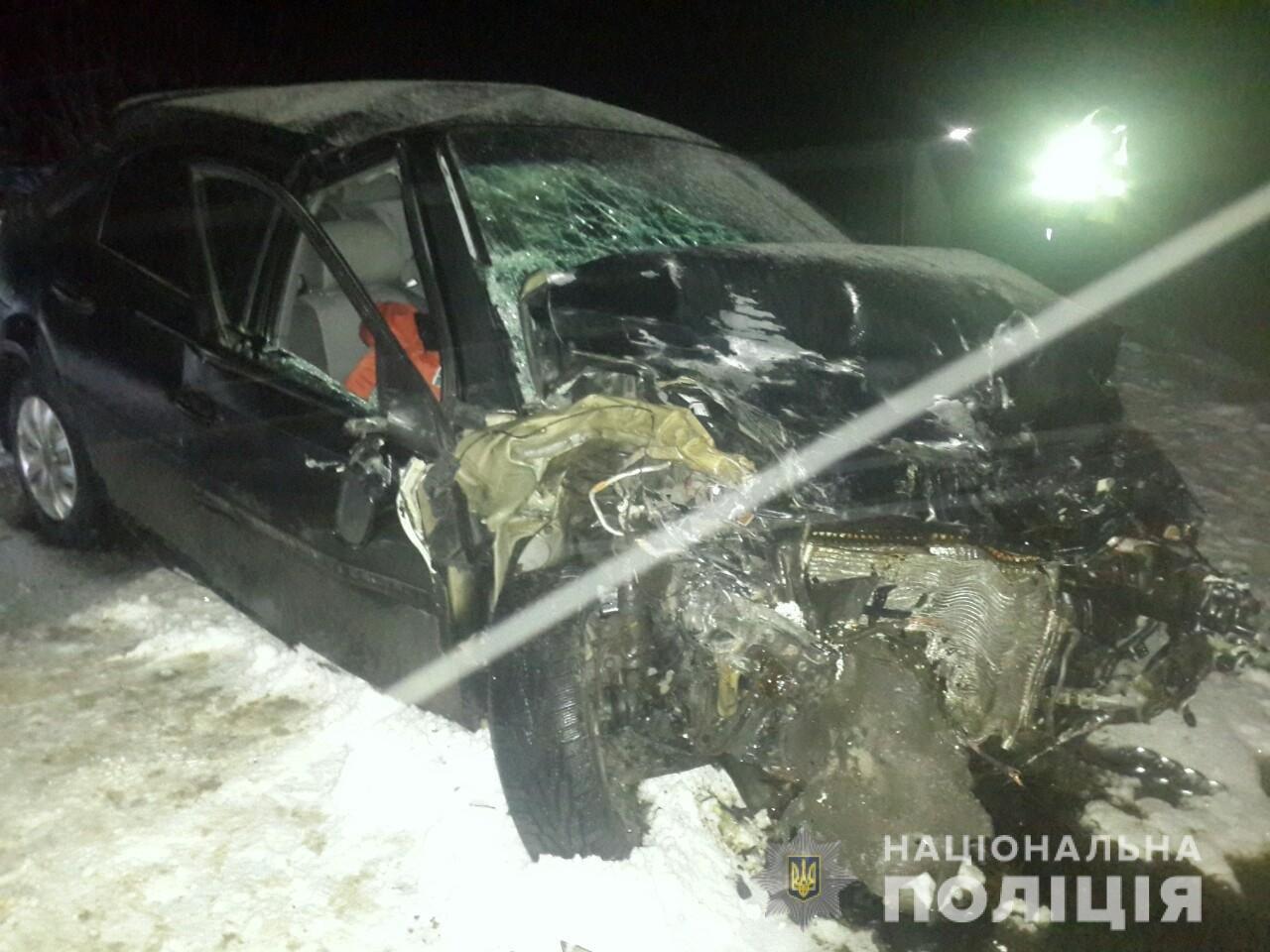 В Мелитопольском районе произошло смертельное ДТП , - ФОТО, фото-1