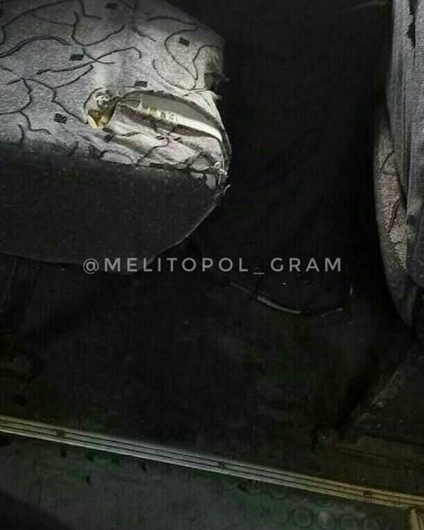 В сети показали состояние мелитопольских маршруток , фото-4, Фото из соцсетей