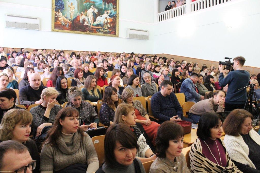 В мелитопольском педуниверситете прошел образовательный форум , фото-2