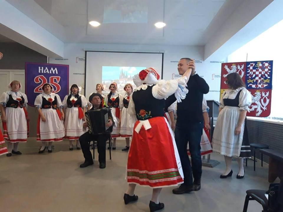 В Мелитополе чешское общество отметило юбилей , фото-2, Фото из соцсетей