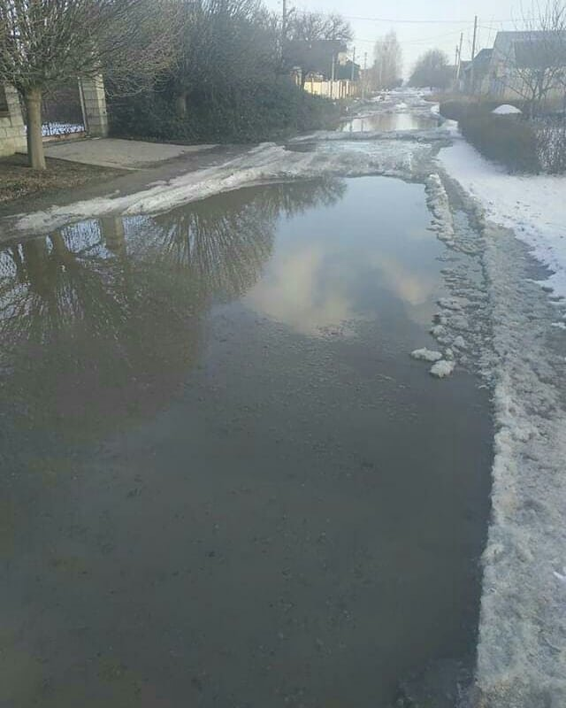 Мелитопольцы жалуются на озеро в частном секторе , фото-2