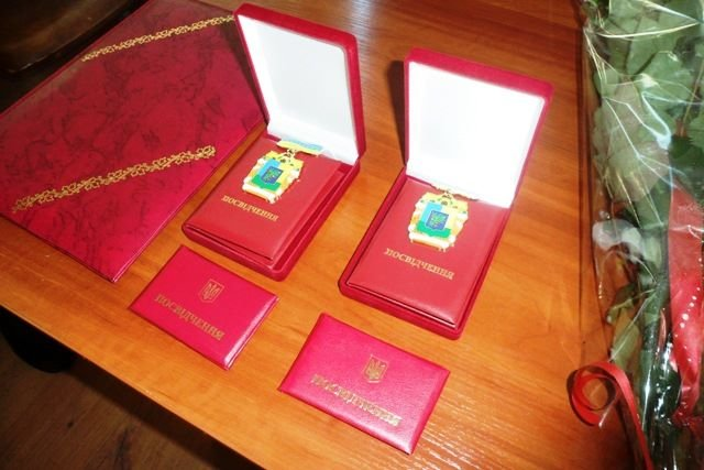 Двое жителей Мелитопольского района стали почетными гражданами , фото-1