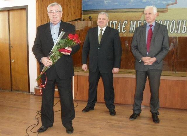 Двое жителей Мелитопольского района стали почетными гражданами , фото-2