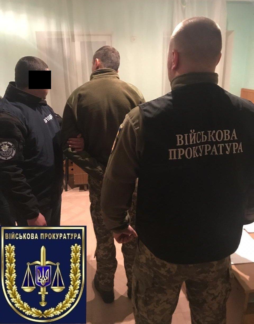 В Мелитополе во время получения взятки задержали офицера , фото-2