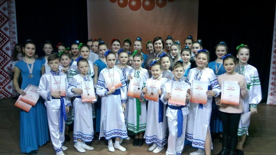 Танцоры из Мелитопольского района покорили столицу своим талантом, фото-1