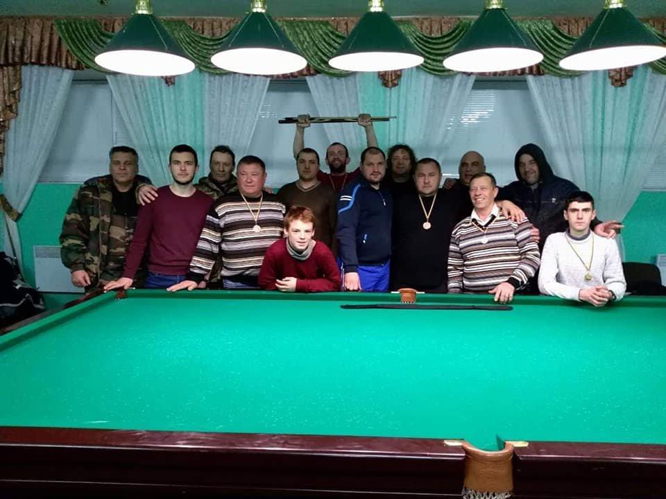 В Акимовском районе состоялся турнир по бильярду , фото-1
