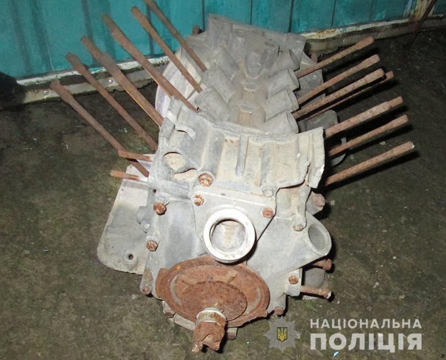 В Акимовском районе задержали вора , фото-3