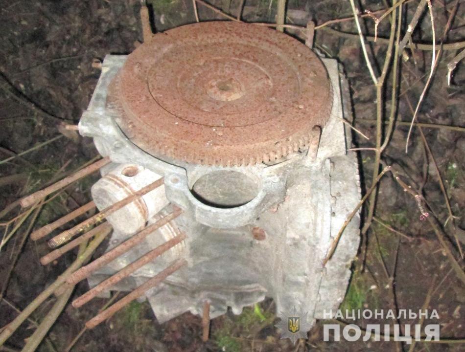 В Акимовском районе задержали вора , фото-2
