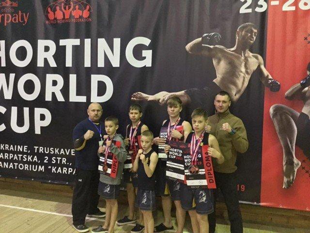 Кирилловские спортсмены стали победителями Кубка мира по хортингу , фото-1