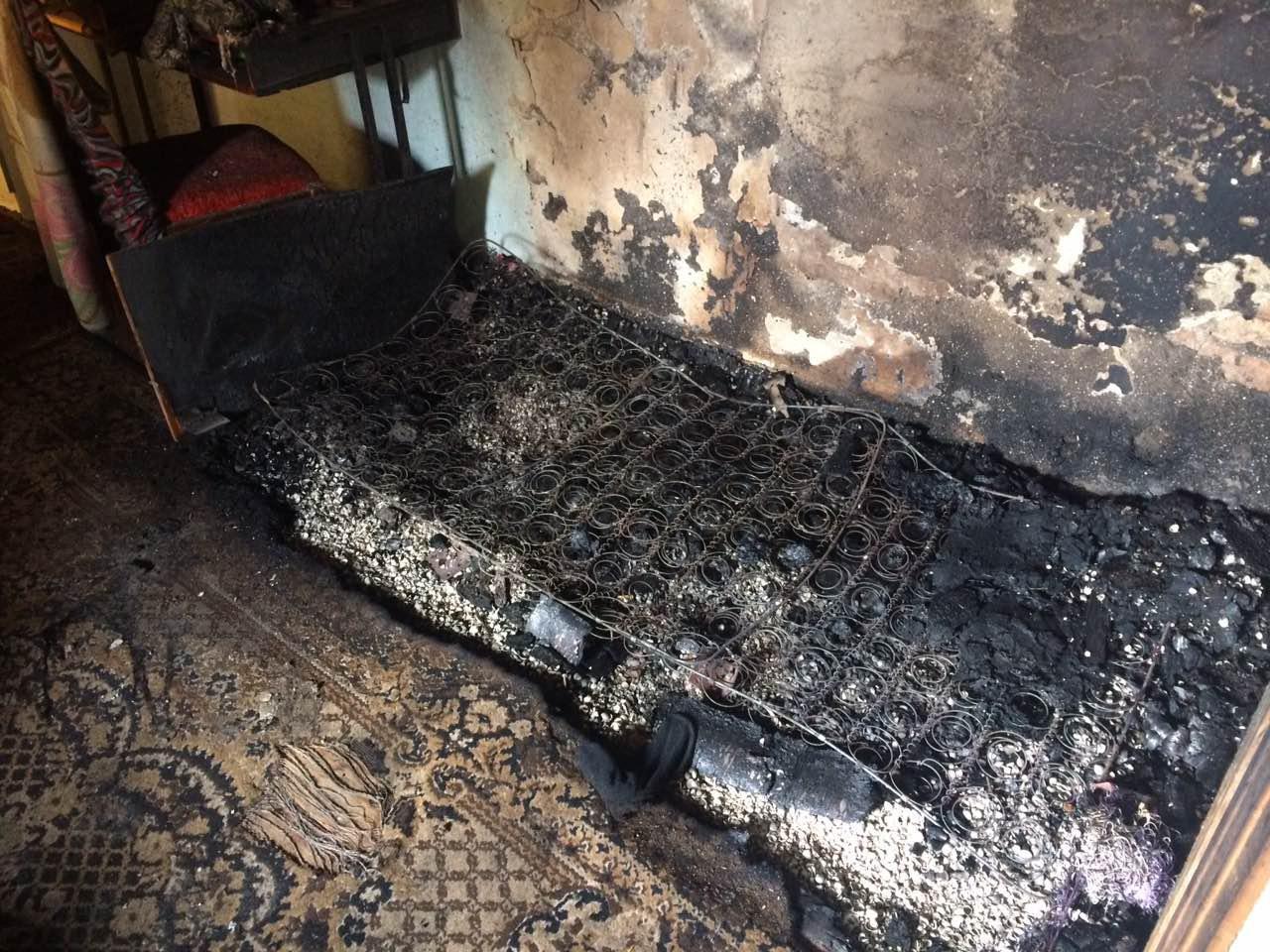 В Приазовском районе при пожаре сгорели люди , фото-2