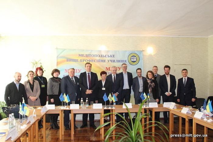 В Мелитополе планируют модернизировать ПТУ, фото-1