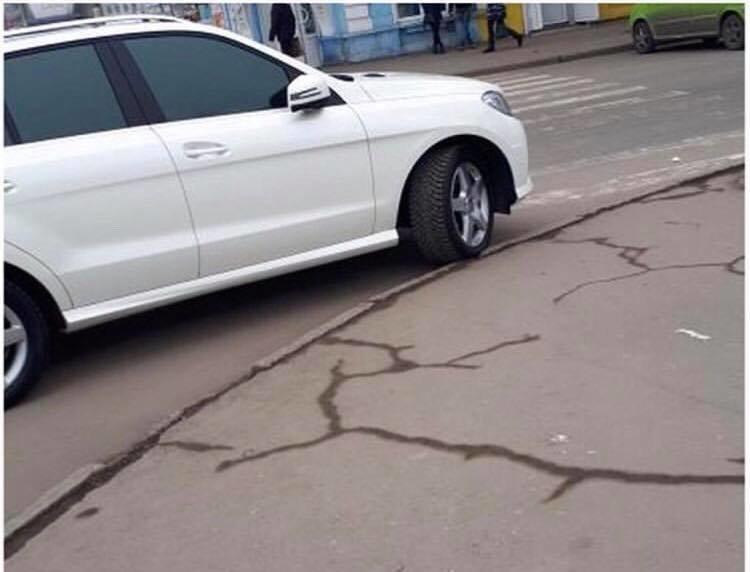 Мелитопольские водители продолжают нарушать ПДД, фото-1