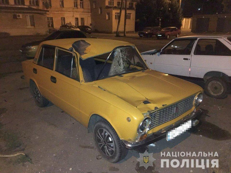 Мелитопольская полиция разыскивает свидетелей смертельного ДТП, фото-1