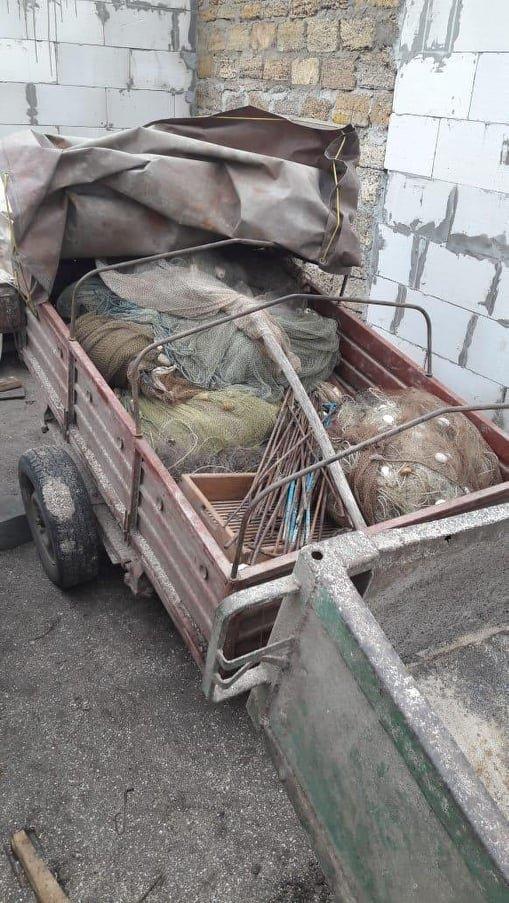 Мелитопольские правоохранители задержали группу браконьеров, фото-2