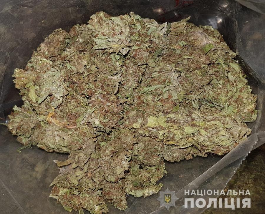 В Мелитопольском районе полицейские изъяли 300 грамм марихуаны , фото-2