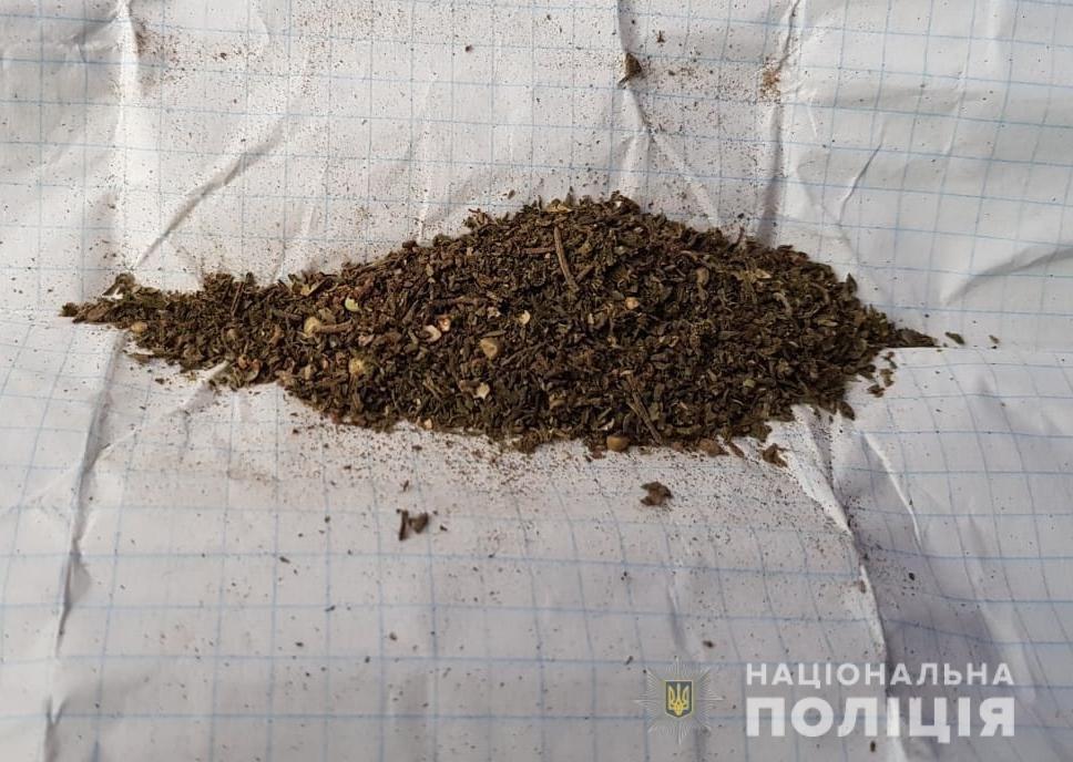 В Мелитопольском районе полицейские изъяли 300 грамм марихуаны , фото-1