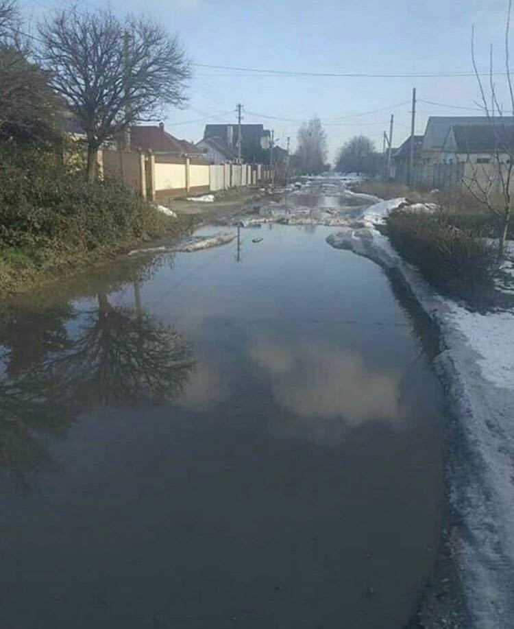 Мелитопольцы продолжают жаловаться на отсутствие дорог в частном секторе , фото-2