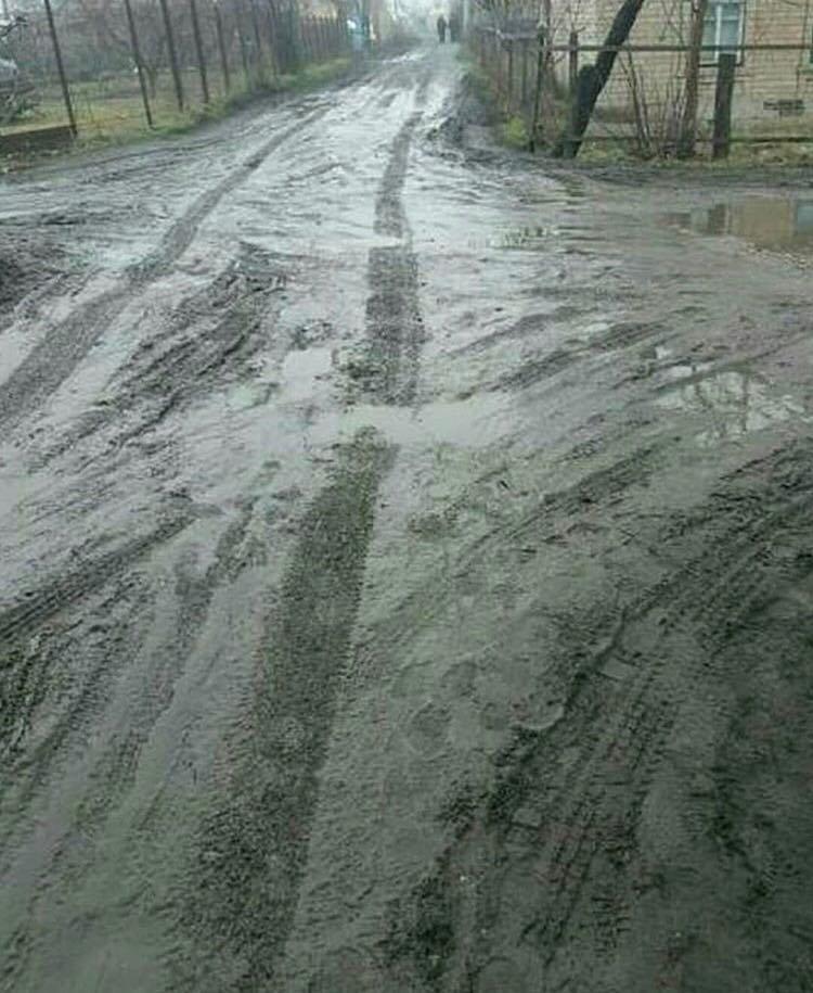 Мелитопольцы продолжают жаловаться на отсутствие дорог в частном секторе , фото-1