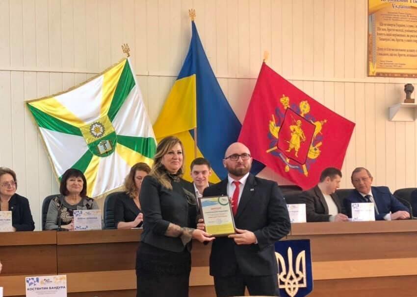 Валерий Газаев стал амбасадором Мелитополя , фото-1