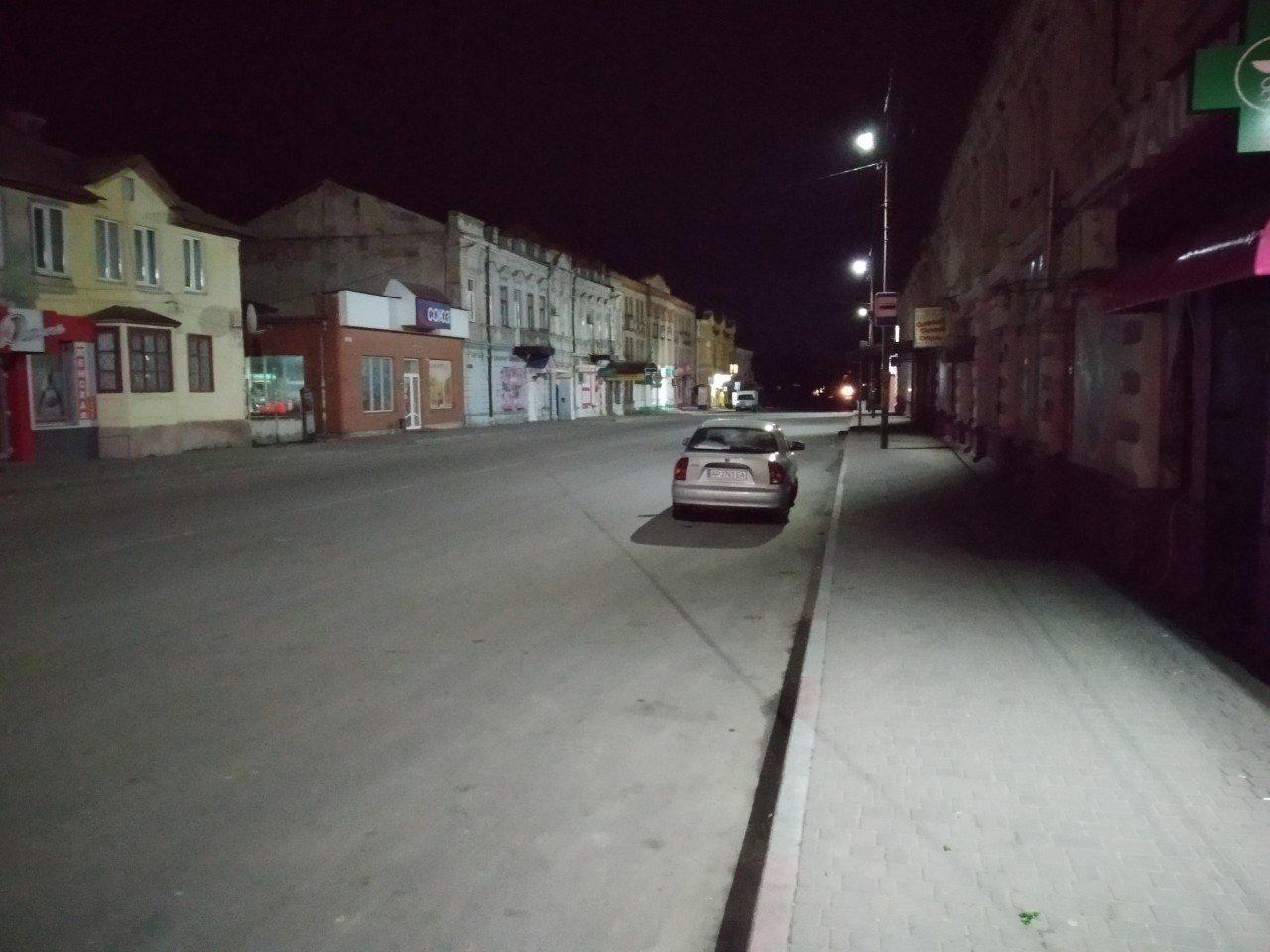 В Мелитополе инспекторы провели ночной рейд