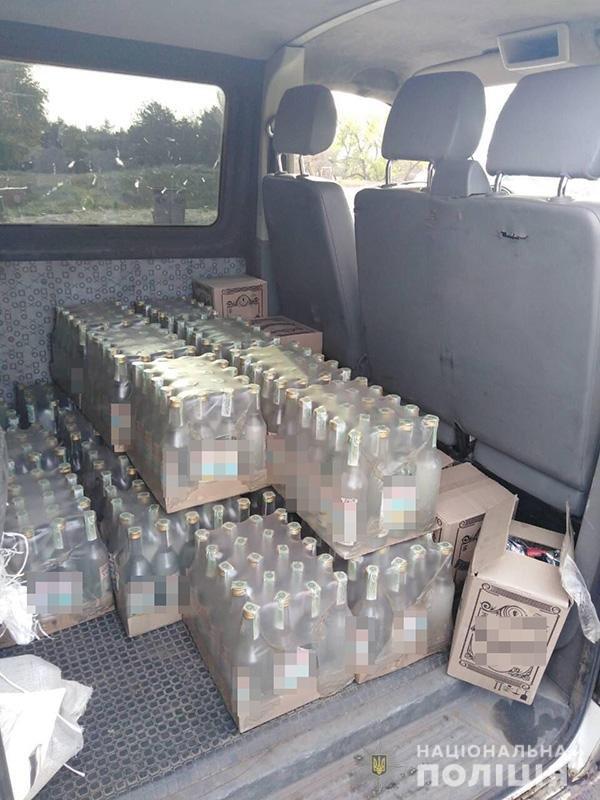 Полицейские задержали мелитопольца с нелегальным алкоголем , фото-2
