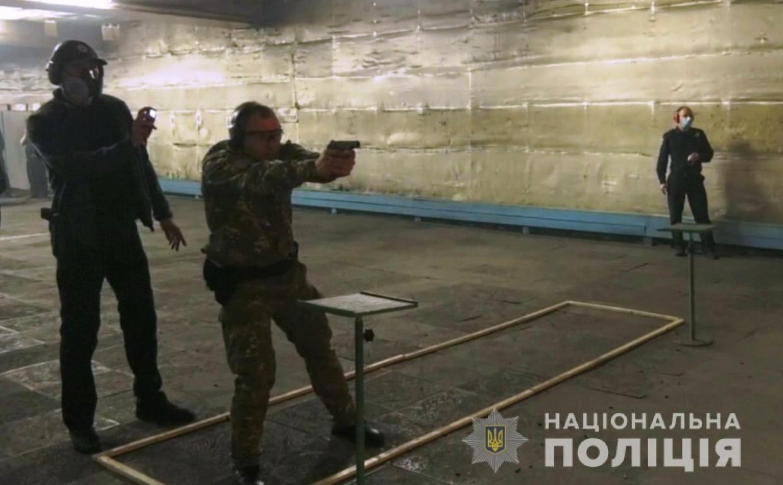 Мелитопольские полицейские получили серебро на чемпионате по стрельбе, фото-1