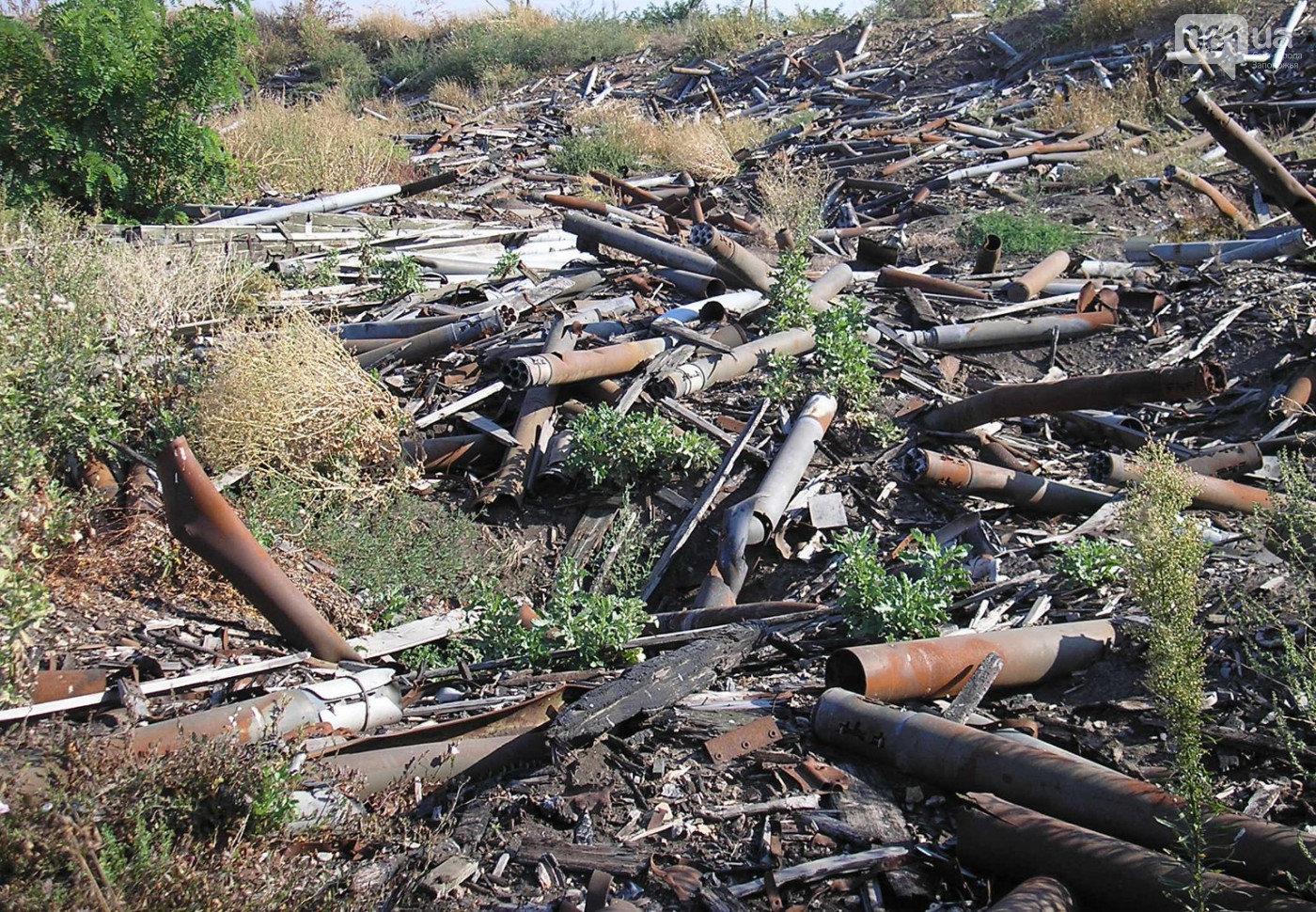 В Новобогдановке вспоминают о взрывах на артиллерийских складах, фото-1