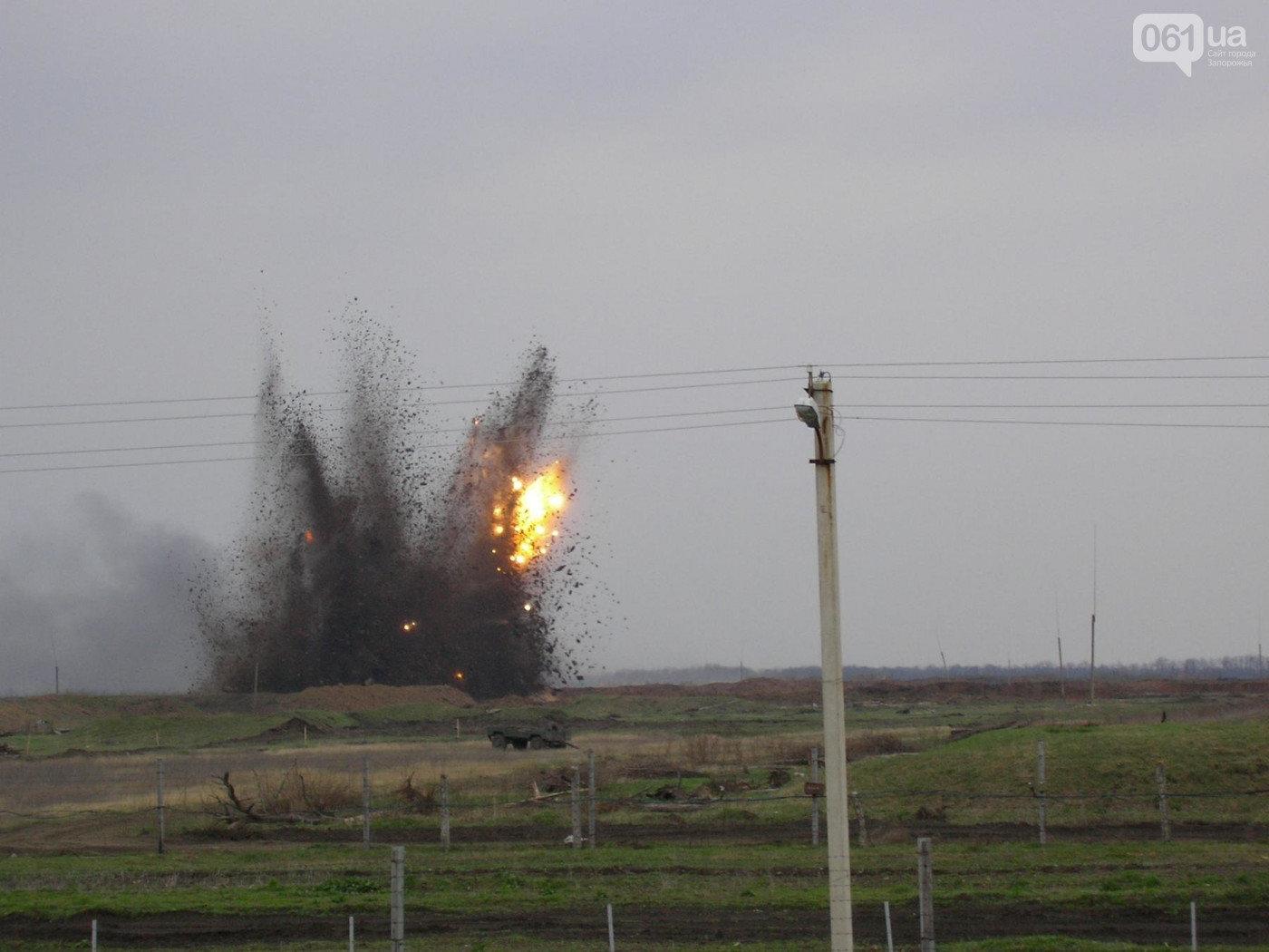 В Новобогдановке вспоминают о взрывах на артиллерийских складах, фото-3