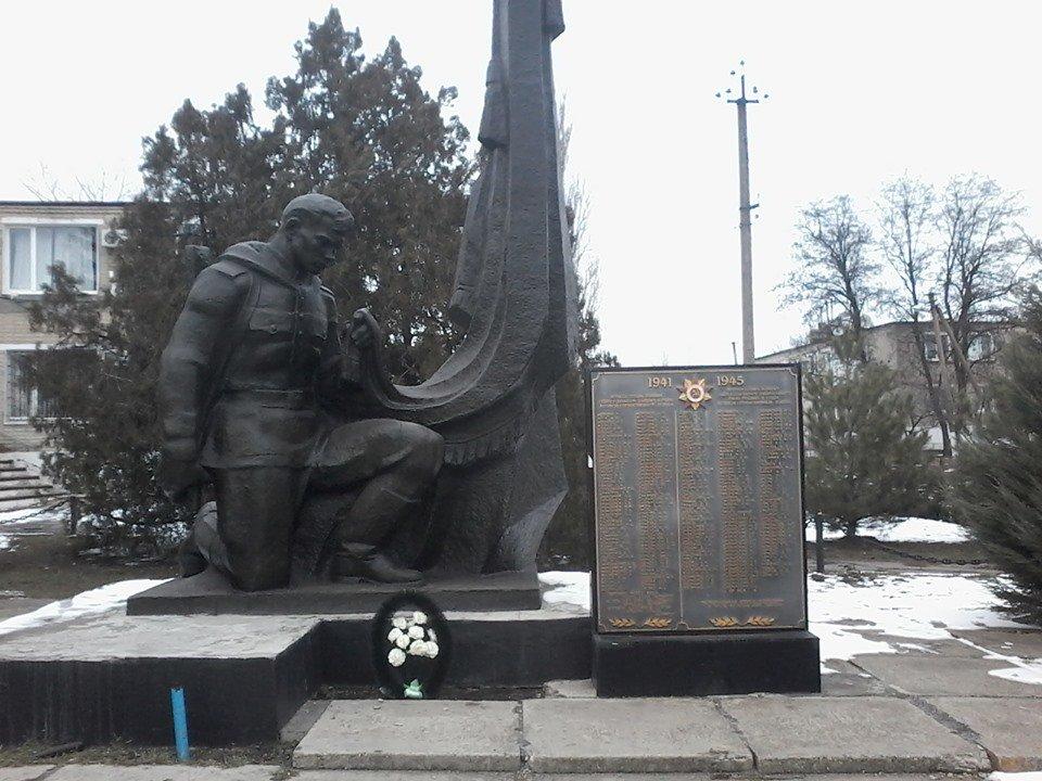 В сети показали фото памятников героям Второй мировой войны в Мелитопольском районе, фото-1