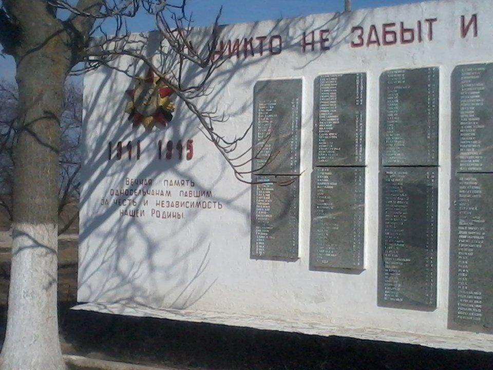 В сети показали фото памятников героям Второй мировой войны в Мелитопольском районе, фото-4