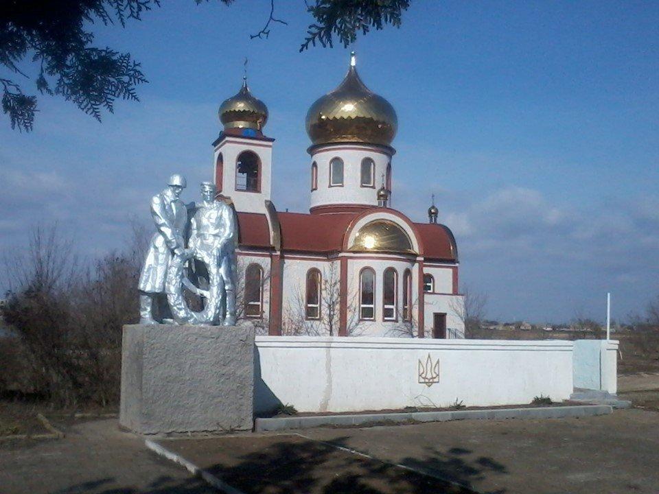 В сети показали фото памятников героям Второй мировой войны в Мелитопольском районе, фото-8