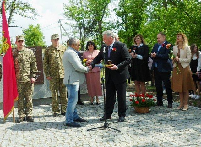 В Мелитопольском районе отпраздновали День Победы, фото-2, Фото с сайта Мелитопольской райгосадминистрации