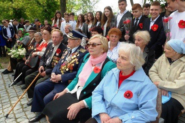 В Мелитопольском районе отпраздновали День Победы, фото-3, Фото с сайта Мелитопольской райгосадминистрации