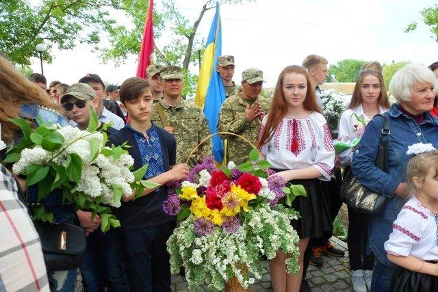 В Мелитопольском районе отпраздновали День Победы, фото-4, Фото с сайта Мелитопольской райгосадминистрации