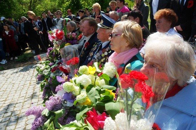 В Мелитопольском районе отпраздновали День Победы, фото-5, Фото с сайта Мелитопольской райгосадминистрации