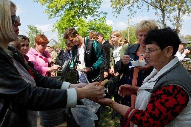 В Мелитопольском районе отпраздновали День Победы, фото-6, Фото с сайта Мелитопольской райгосадминистрации