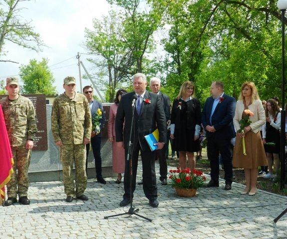 В Мелитопольском районе отпраздновали День Победы, фото-7, Фото с сайта Мелитопольской райгосадминистрации