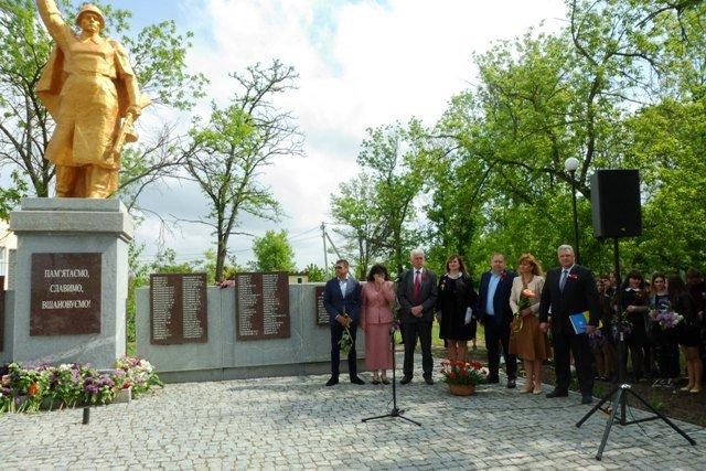 В Мелитопольском районе отпраздновали День Победы, фото-9, Фото с сайта Мелитопольской райгосадминистрации