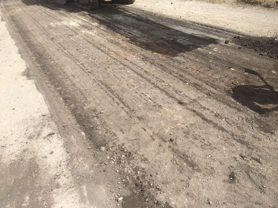 В Мелитополе продолжается ямочный ремонт дорог, фото-3
