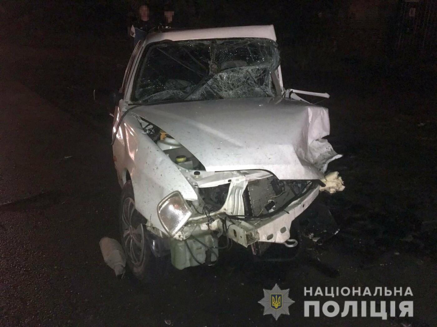 В полиции прокомментировали ДТП в Мелитополе , фото-2